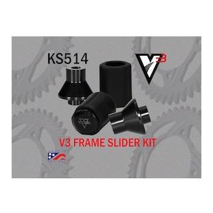 Vortex V3 Frame Sliders Suzuki Hayabusa 1999-2013