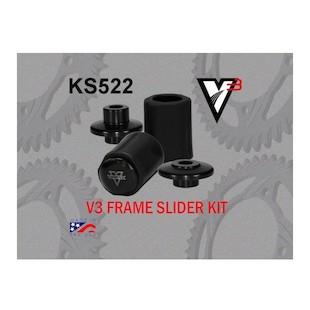 Vortex V3 Frame Sliders Suzuki GSXR1000 2007-2016
