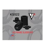 Vortex V3 Frame Sliders Suzuki GSXR1000 2007-2013