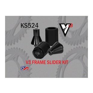 Vortex V3 Frame Sliders Suzuki GSXR600 / GSXR750 / GSXR1000