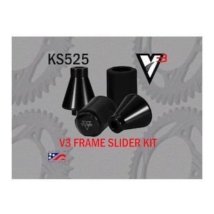 Vortex V3 Frame Sliders Suzuki SV650 1999-2002