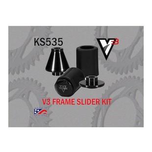 Vortex V3 Frame Sliders Suzuki GSXR600 / GSXR750 2006-2016