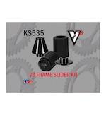 Vortex V3 Frame Sliders Suzuki GSXR600 / GSXR750 2006-2013