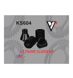 Vortex V3 Frame Sliders Yamaha R6 1999-2002