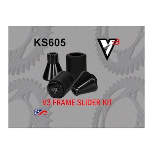 Vortex V3 Frame Sliders Yamaha R6 2003-2005 / R6S 2006-2009