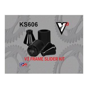 Vortex V3 Frame Sliders Yamaha R1 2004-2006