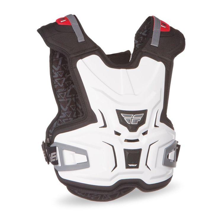 Fly Racing Dirt Junior Lite Body Vest (LG/XL)