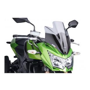 Puig Racing Windscreen Kawasaki Z750 2007-2012