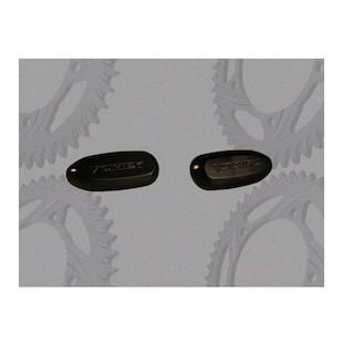 Vortex Mirror Hole Caps Suzuki GSXR600/750 2006-2010 / GSXR1000 2005-2008