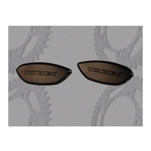 Vortex Mirror Hole Caps Suzuki GSXR600 / GSXR750 / GSXR1000