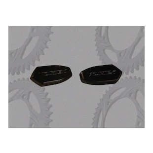 Vortex Mirror Hole Caps Yamaha R1 2002-2006 / R6 1999-2005 / R6S 2006-2009