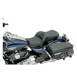 Saddlemen Heated Road Sofa Seat For Harley Touring 08-12