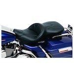 Saddlemen Heated Road Sofa Seat For Harley Touring 97-07