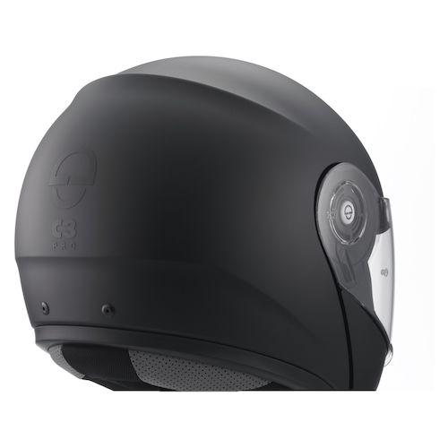 Pro Xpo Matte Black Cws: Schuberth C3 Pro Helmet