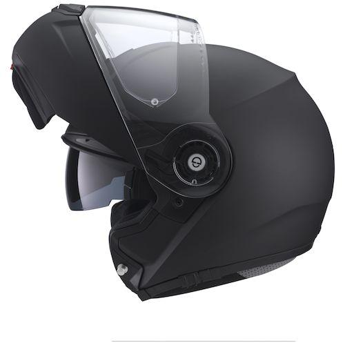 schuberth c3 pro helmet solid revzilla. Black Bedroom Furniture Sets. Home Design Ideas