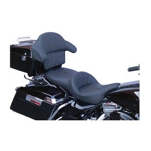 Saddlemen Heated Road Sofa Seat For Harley Touring 1997-2007