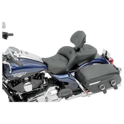 saddlemen road sofa seat for harley touring 2008 2013 Saddlemen Tour Pack Saddlemen Harley Seats
