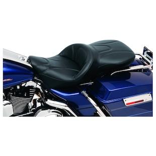 Saddlemen Road Sofa Seat For Harley Touring 1997-2007