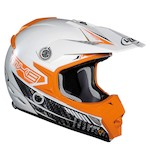 LaZer MX8 Carbon Tech Helmet - (Size SM Only)