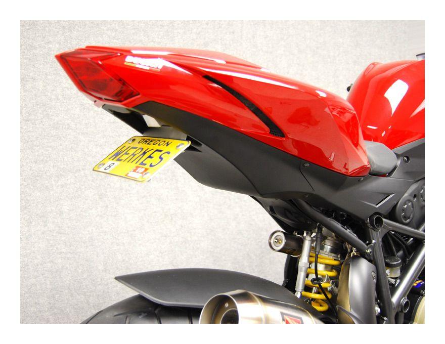 Ducati Streetfighter Fender Eliminator Kit