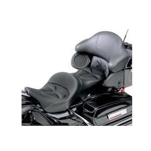 Saddlemen Explorer G-Tech Tour Pack Backrest Pad Cover For Harley Touring 2008-2012