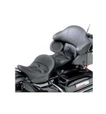 Saddlemen Explorer G-Tech Tour Pak Backrest Pad Cover For Harley Touring 2008-2012