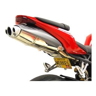 Competition Werkes Fender Eliminator Kit Triumph Daytona 675 2009-2012
