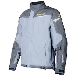klim overland jacket detail