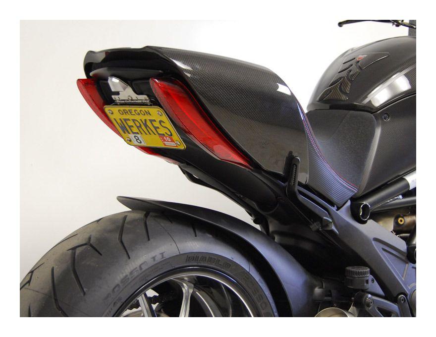 Ducati  Fender Eliminator