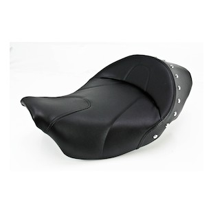 Saddlemen Renegade Deluxe Solo Seat For Harley Road / Electra Glide 1997-2007