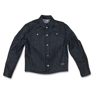 Roland Sands Fubar Denim Jacket