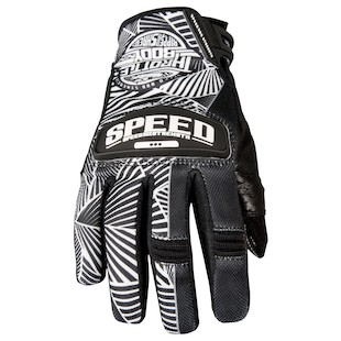 Speed and Strength Throttle Body Women's Gloves