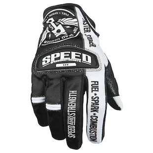 Speed and Strength Top Dead Center Gloves