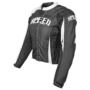 Speed and Strength Women's Throttle Body Jacket