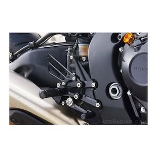 Sato Racing Rear Sets Honda CBR1000RR ABS 2009-2015