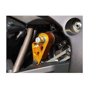 Sato Racing Rear Set Shift Spindle Holder Honda CBR1000RR 2008-2012
