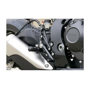 Sato Racing Rear Sets Honda CBR1000RR 2008-2012