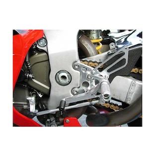 Sato Racing Rear Sets Honda RC51 2000-2006
