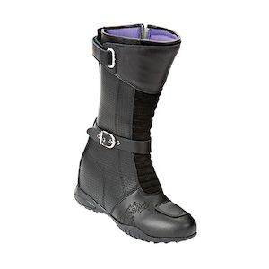 Womens Motorcycle Riding Boots With Heels