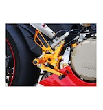 Sato Racing Rear Sets Ducati 1199 Panigale