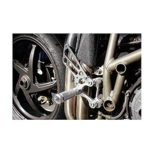 Sato Racing Rear Sets Ducati 748 / 916 / 996 / 998