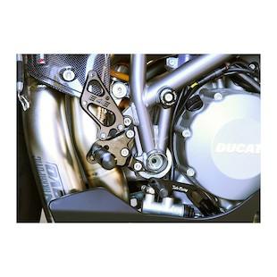 Sato Racing Type 1 Rear Sets Ducati 848