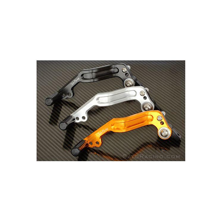 Sato Racing Brake Pedal Kit 848 / 1098 / 1198