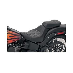 Saddlemen Tattoo Solo Seat Harley Softail 2006-2015