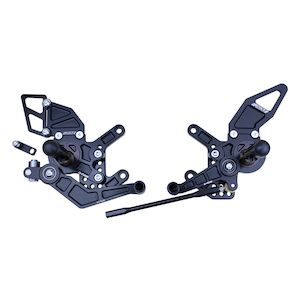 Driven Racing D-Axis Rearset Kawasaki ZX-14R 2006-2018