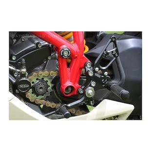 Sato Racing Type 2 Rear Sets Ducati 1198