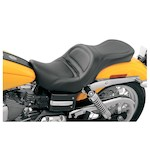 Saddlemen Heated Explorer Seat For Harley Dyna 06-13