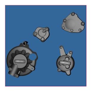 GB Racing Engine Cover Set Yamaha R1 2007-2008
