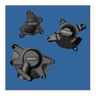 GB Racing Kit Engine Cover Set Yamaha R1 2009-2014