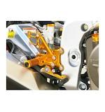 Sato Racing Rear Sets Aprilia RSV4 APRC 2011-2013